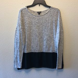 Express sweater blouse